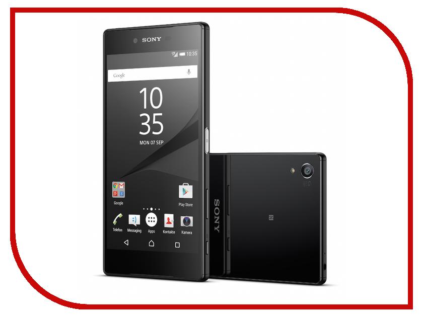 Сотовый телефон Sony E6883 Xperia Z5 Premium Dual Black<br>