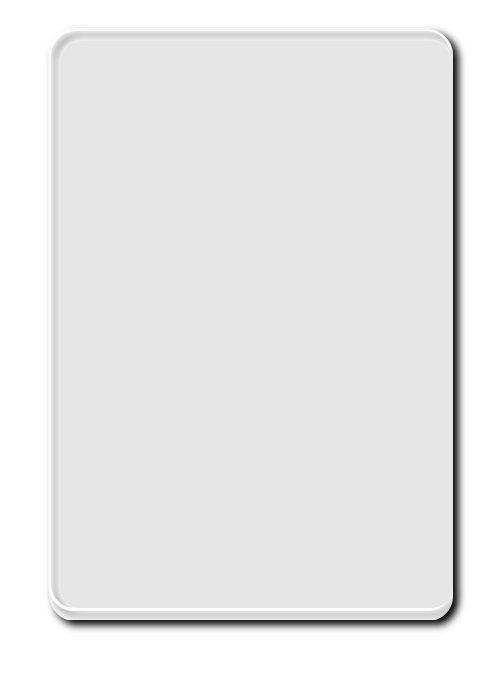 Аксессуар Защитное стекло Gecko 4-inch универсальное 0.26mm ZS26-G4