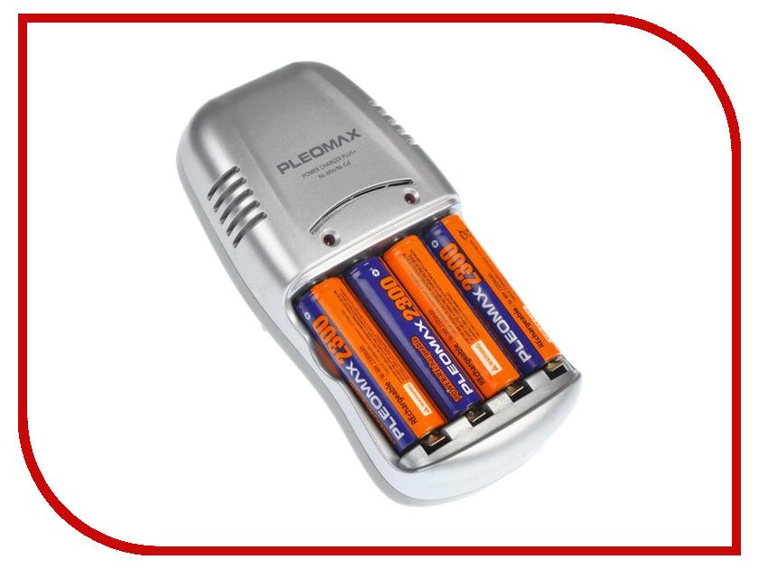 Зарядное устройство Samsung Pleomax 1016 + 4HR6 2300 mAh AA / AAA 26203