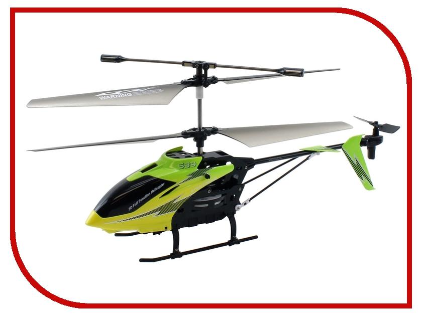 Радиоуправляемая игрушка Syma S39G Green-Yellow  цены
