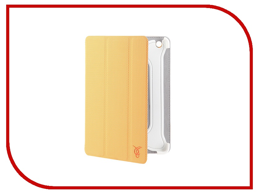 Аксессуар Чехол Vivacase для iPad mini Smart LuXus Cover Orange VAP-AC00307-or