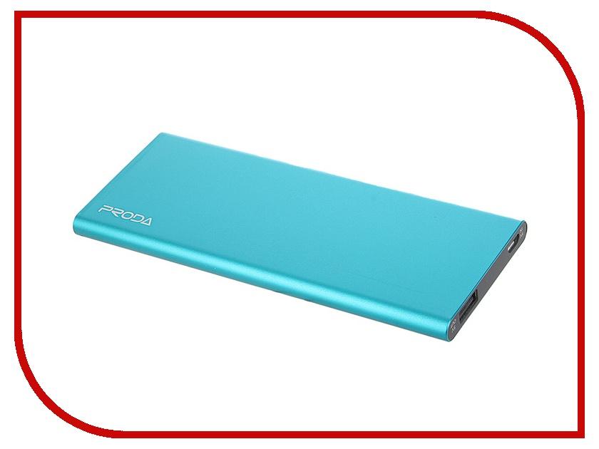 ����������� Remax Proda Vangurad Item PR1-020 8000 mAh Sky Blue 51460