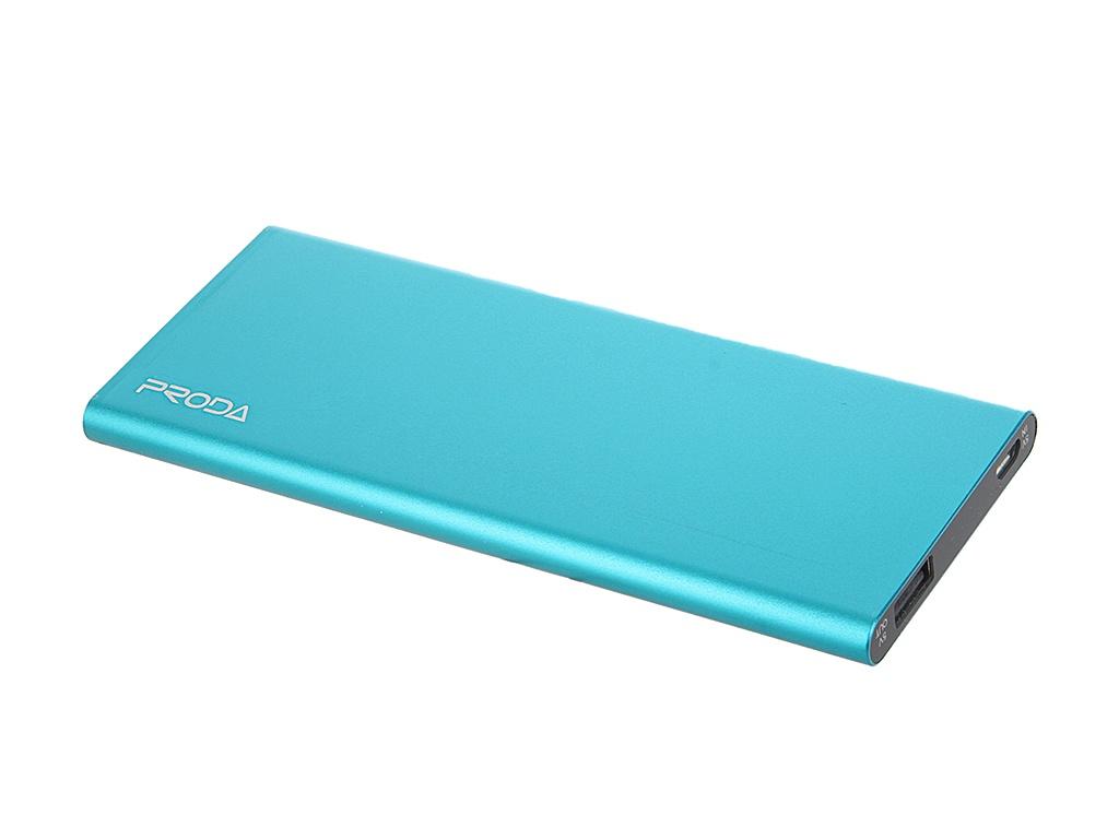 Аккумулятор Remax Proda Vangurad 8000 mAh Sky Blue Item PR1-020 51460