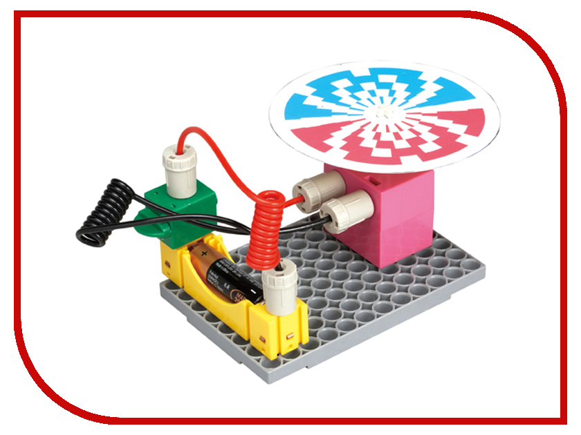 Игрушка Gigo Science Tool Kit 7059 Electrisity Discovery<br>