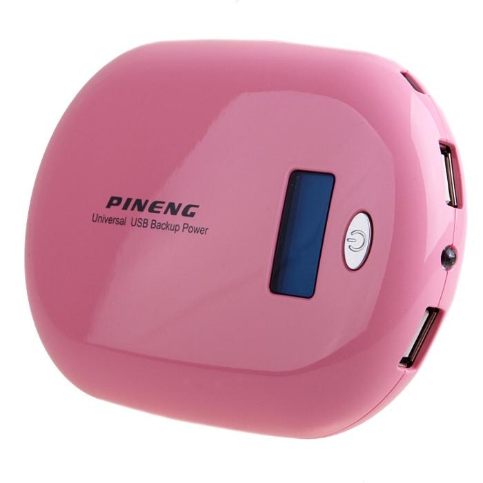 Аккумулятор Pineng PN-938A Pink SBS10000MAH 41832