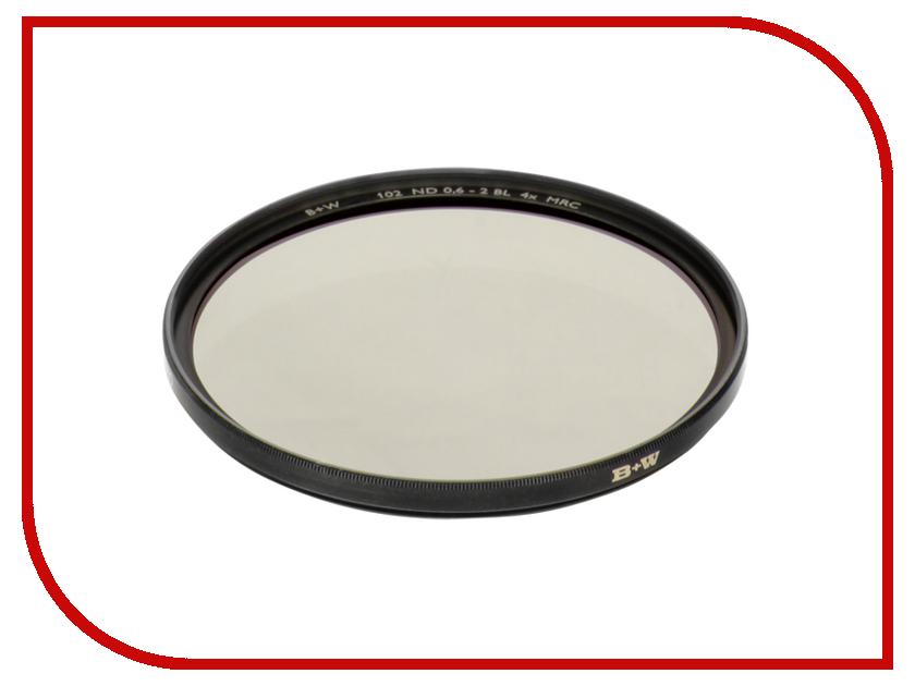 Светофильтр B+W 102M нейтрально-серый крат.4 77mm (45084)<br>