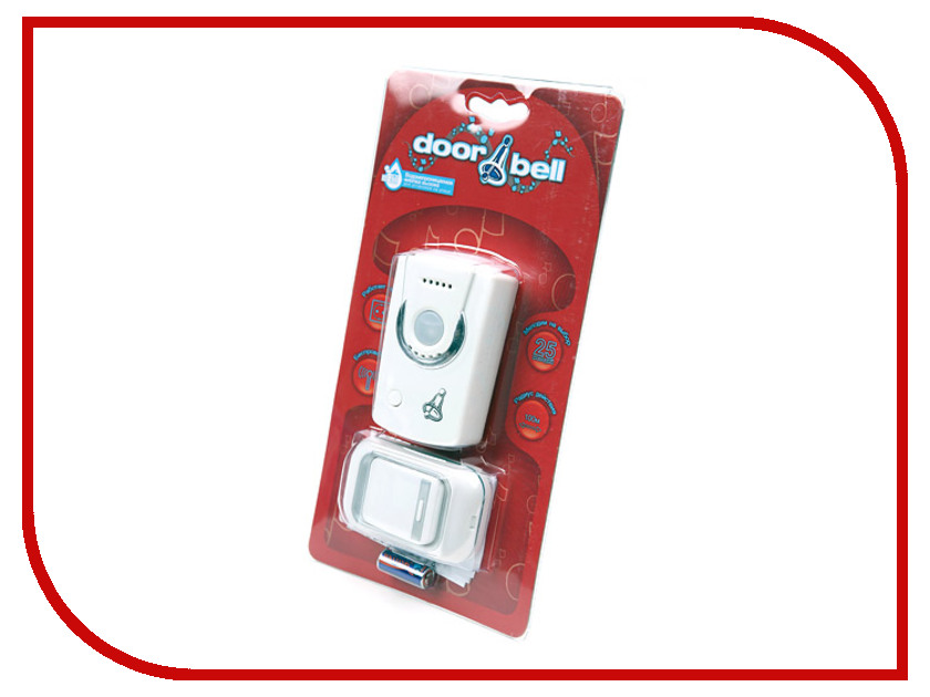 Звонок дверной Garin Doorbells Rio-220V беспроводной