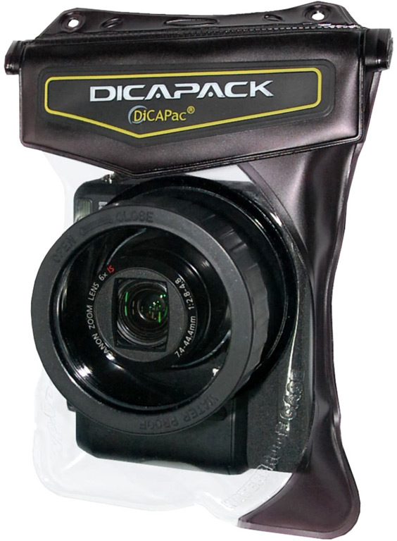 Аквабокс Dicapac WP-610