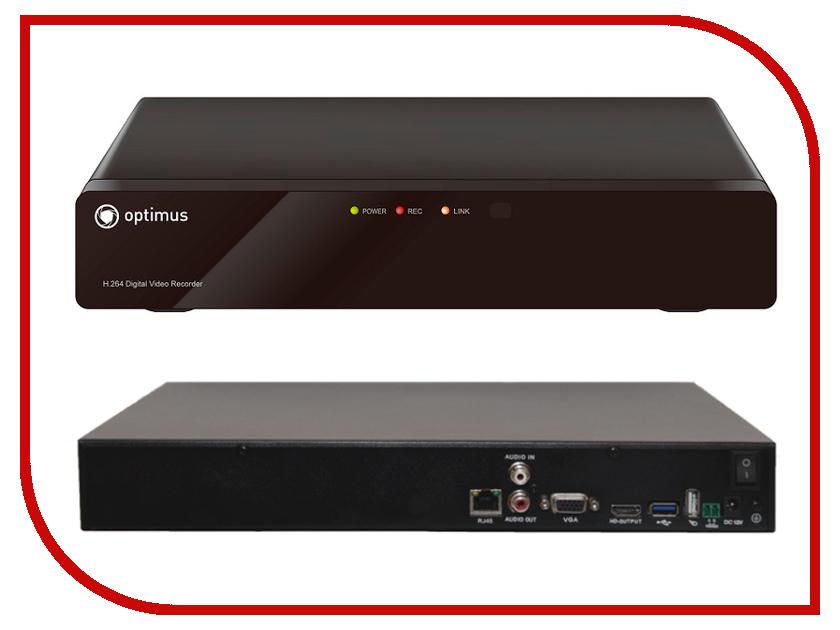 Видеорегистратор Optimus NVR-1082<br>