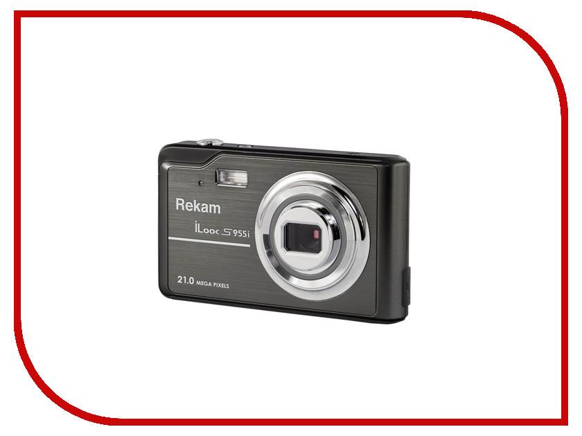 Фотоаппарат Rekam iLook S955i Black