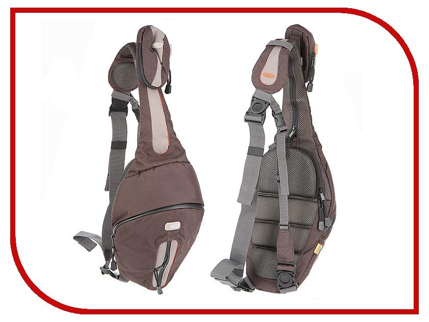 Рюкзак Hugger Choc-Dipped Prawn 2053 Dark Brown<br>