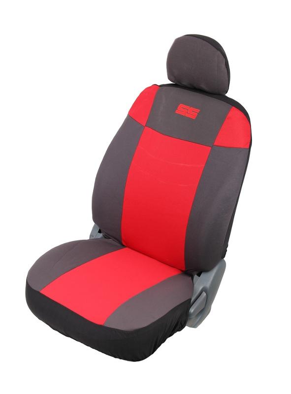 Чехол СИМА-ЛЕНД CH-2715 Black-Red 680790<br>