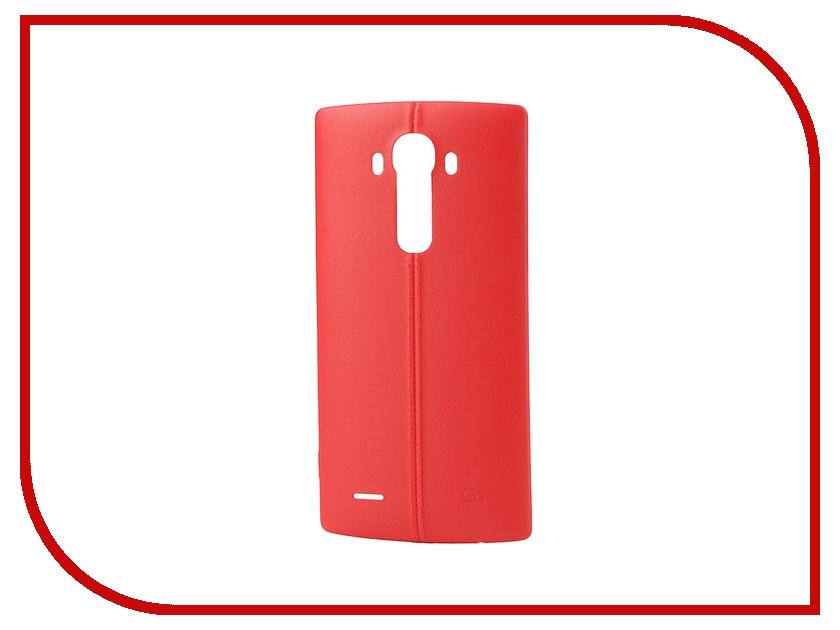 ��������� �����-�������� LG H818 BackCover Ferrari Red LG-CPR-110.AGRAFR