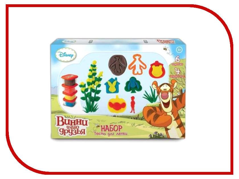 Набор для лепки 1Toy Disney Winnie the Pooh Т57457 Тесто для лепки