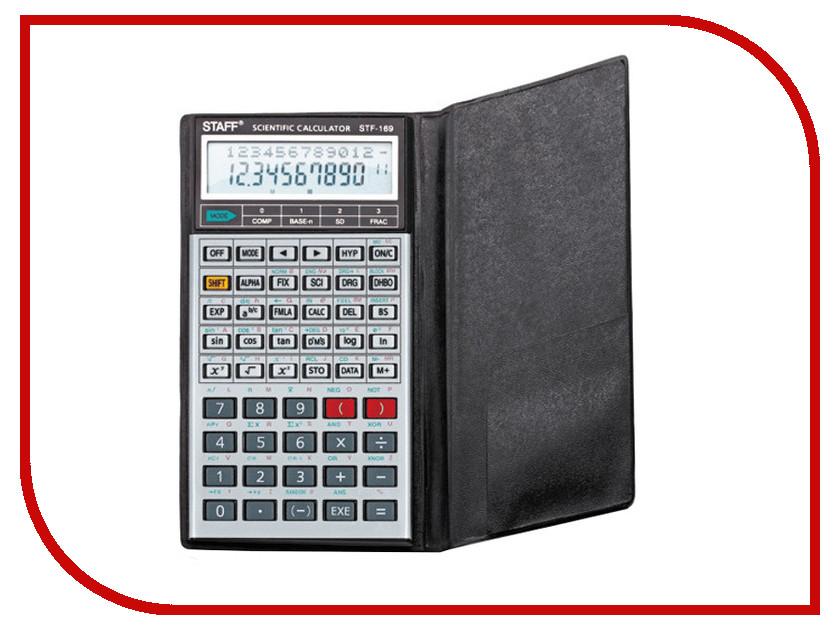 Калькулятор STAFF STF-169<br>