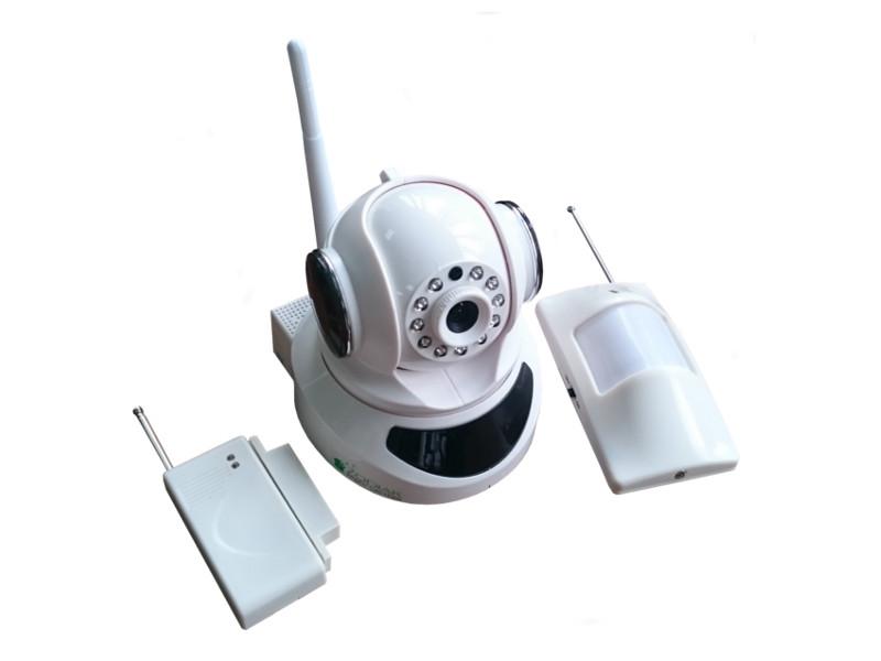 IP камера Zodiak 909 Home Safety ES-IP909IW KIT<br>