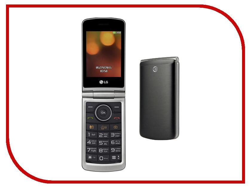 Сотовый телефон LG G360 Titanium сотовый телефон lg k100ds k3 lte black blue