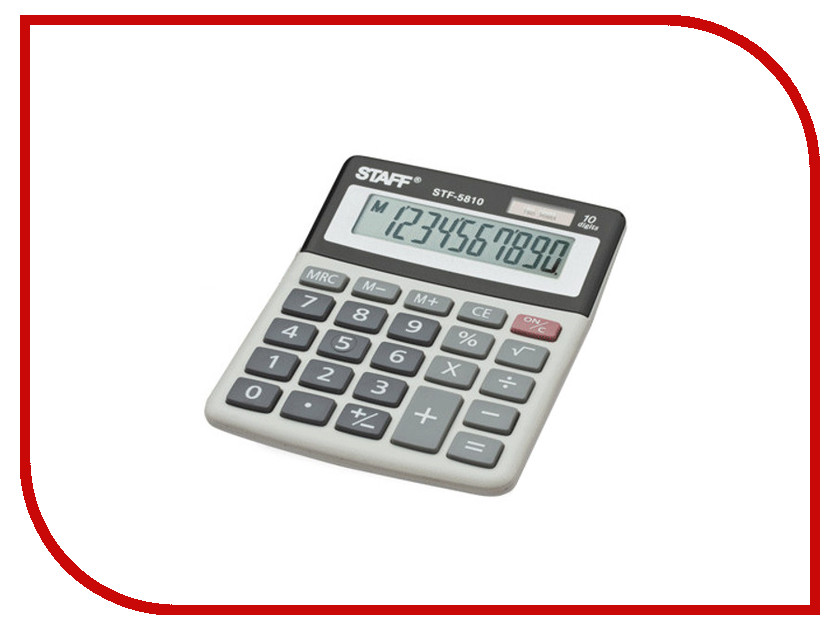 Калькулятор STAFF STF-5810<br>