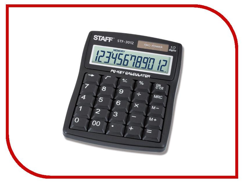 Калькулятор STAFF STF-3012<br>