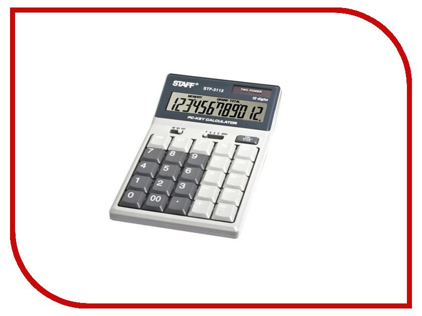 Калькулятор STAFF STF-3112