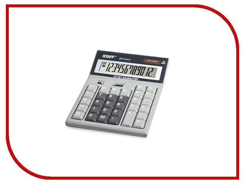 Калькулятор STAFF STF-3312<br>
