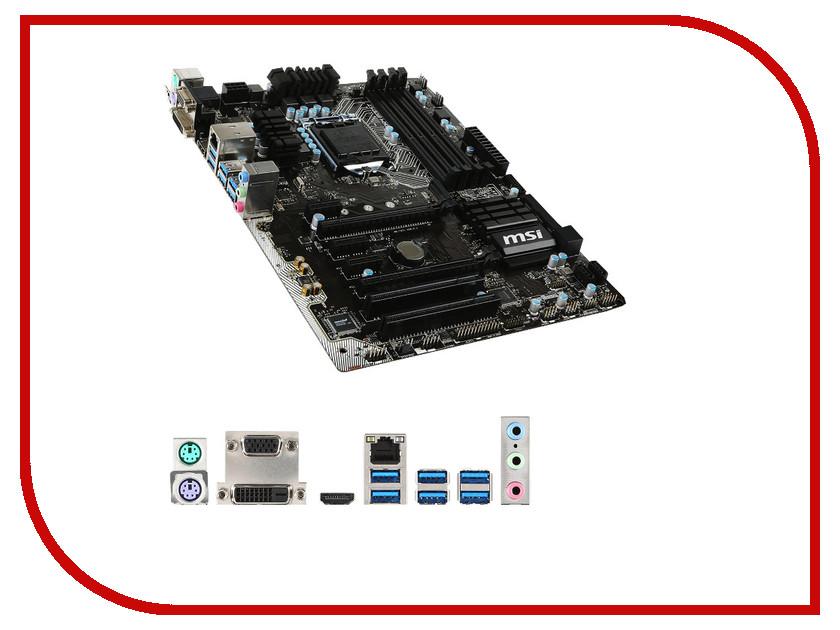 Материнская плата MSI H170A PC Mate<br>