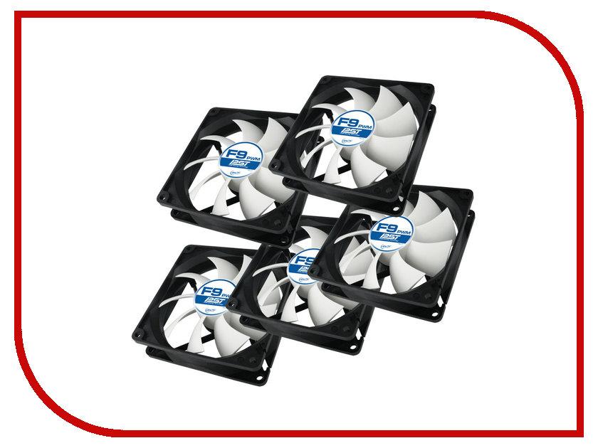 Вентилятор Arctic Cooling F9 PWM PST Value Pack ACFAN00071A 92mm