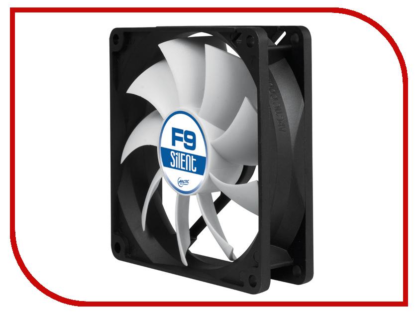 Вентилятор Arctic Cooling F9 Silent ACFAN00026A 92mm домкрат белак бак 00026 2т