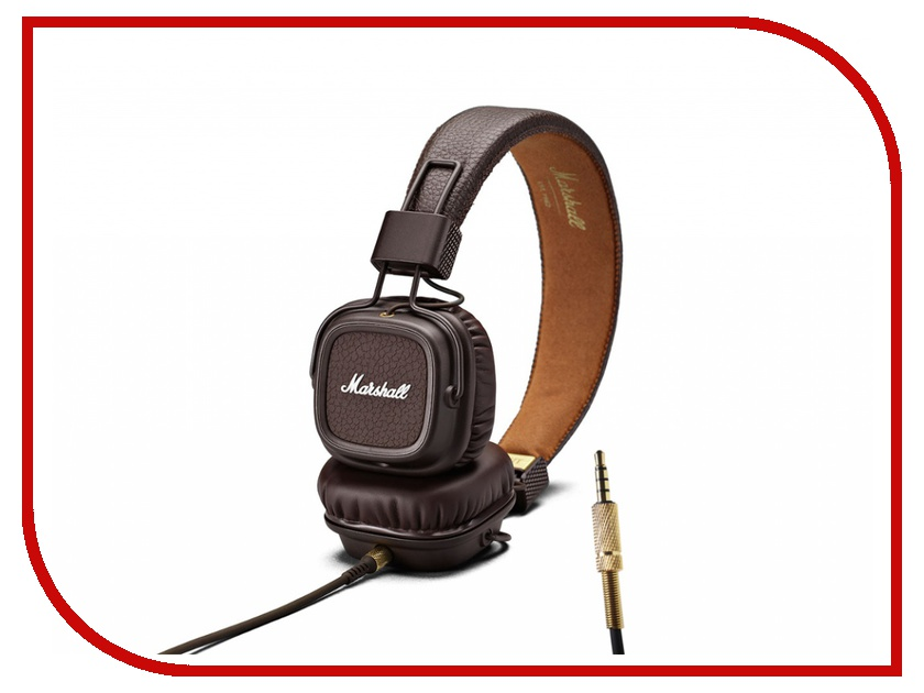 Наушники Marshall Major II Brown<br>