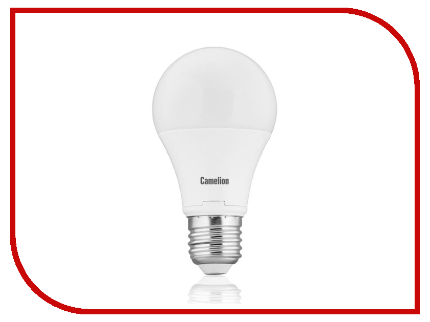 Лампочка Camelion LED 9-A60/845/E27 camelion led 04 1uv