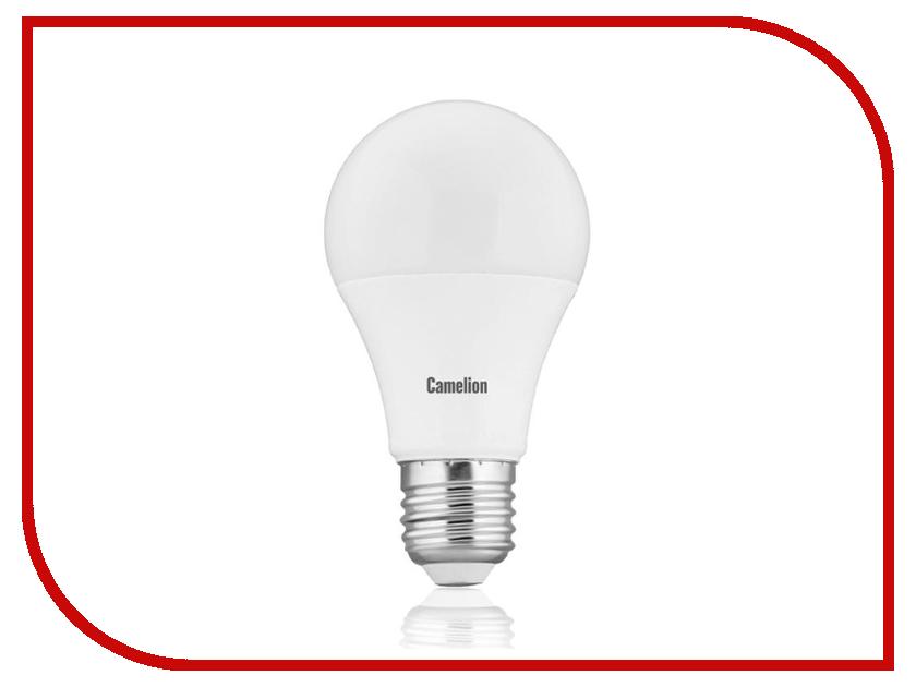 Лампочка Camelion E27 A60 11W 220V 3000K 840 Lm LED11-A60/830/E27 цена