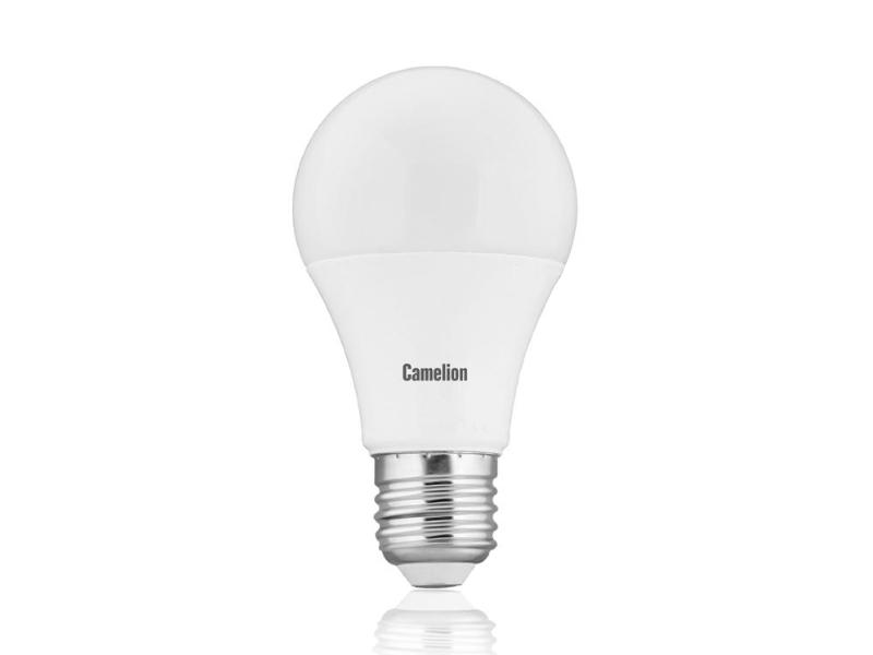цена Лампочка Camelion E27 A60 11W 220V 4500K 880Lm LED11-A60/845/E27 онлайн в 2017 году