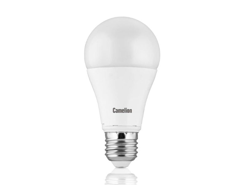 все цены на Лампочка Camelion E27 A60 13W 220V 3000K 1045 Lm LED13-A60/830/E27 онлайн