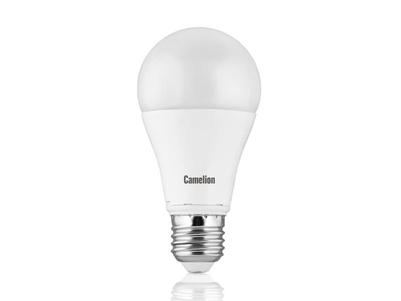 Лампочка Camelion E27 A60 13W 220V 3000K 1045Lm LED13-A60/830/E27
