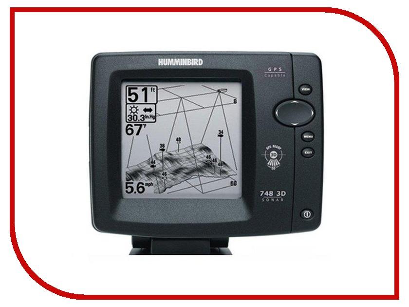 Эхолот Humminbird 748x 3Dэхолоты<br><br>