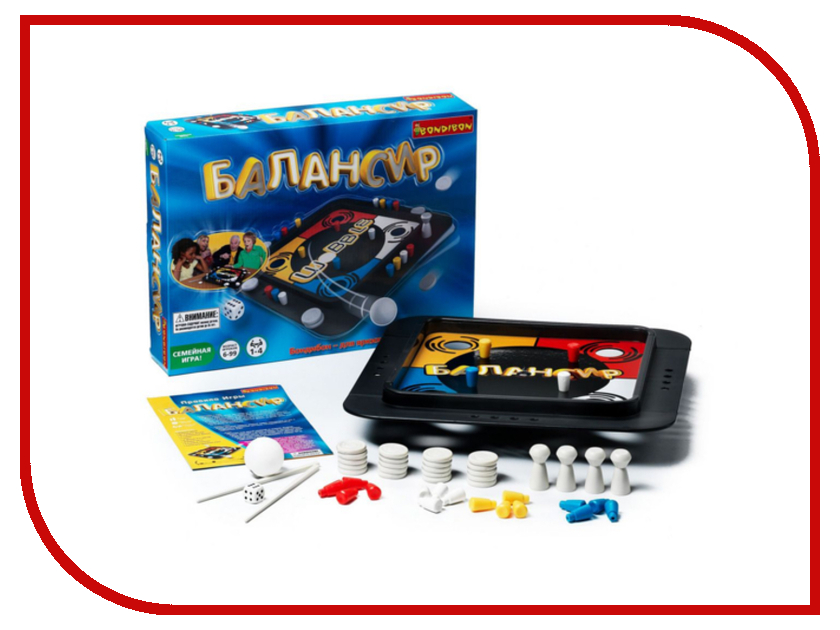 Настольная игра Bondibon Балансир BB0914<br>