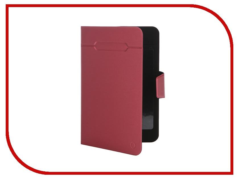 Аксессуар Чехол 8-inch Deppa Wallet Fold Red<br>