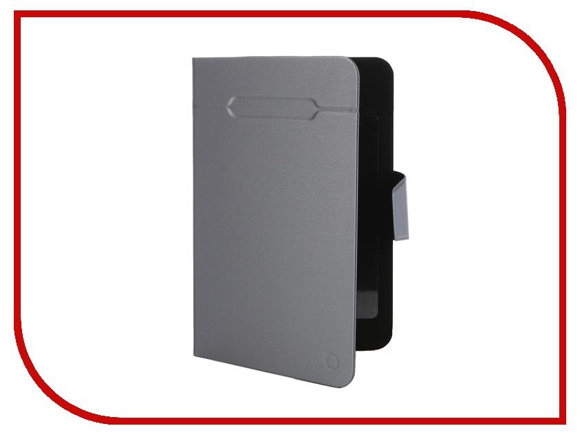 Аксессуар Чехол 8-inch Deppa Wallet Fold Grey<br>