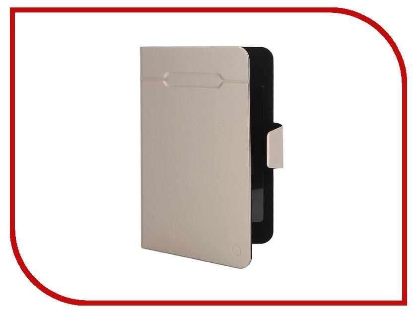 Аксессуар Чехол 8-inch Deppa Wallet Fold Gold
