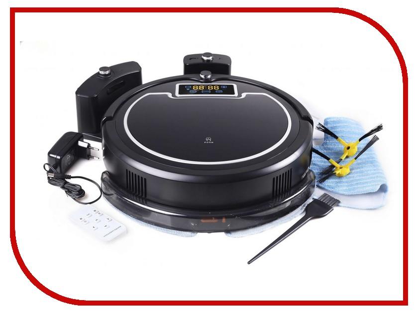 Пылесос-робот Panda X900 Wet Clean Black