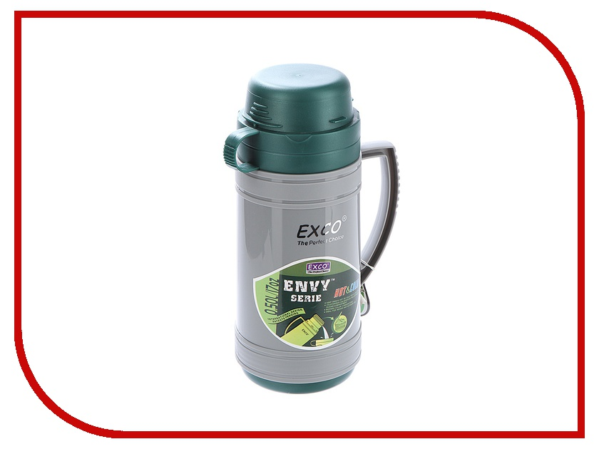 Термос EXCO EN050 0.5L Grey-Green