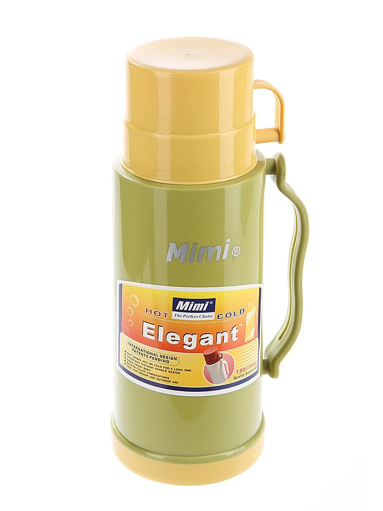 Термос Mimi ET100 1L Yellow