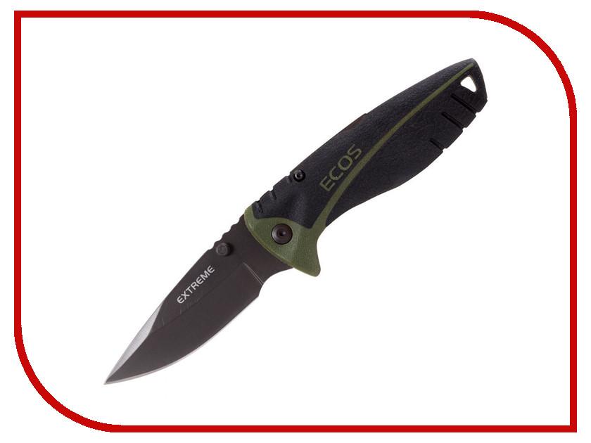 Нож Ecos EX-SHS01G - длина лезвия 65мм удилище ecos fs 39rod270