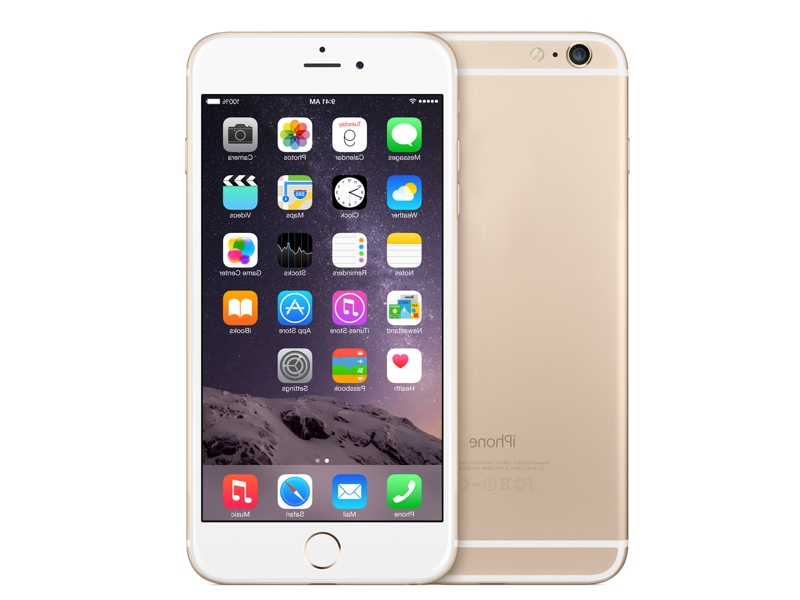 Сотовый телефон APPLE iPhone 6S - 128Gb Gold MKQV2RU/A