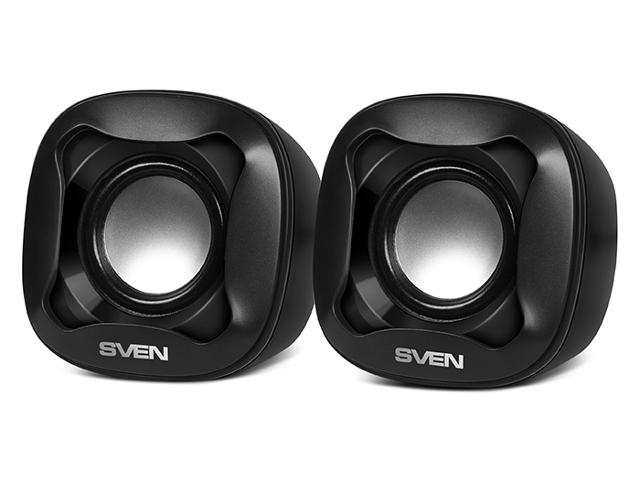Фото - Колонка Sven 170 SV-013516 Black колонка sven sps 702 black leather sv 0120702bl
