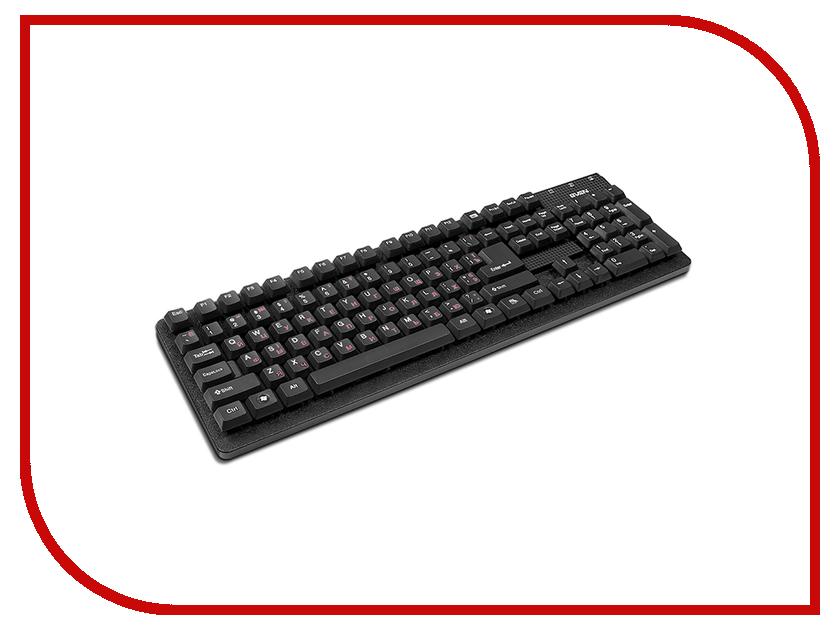 Клавиатура Sven Standard 301 Black PS/2 SV-03100301PB стабилизатор sven avr slim 1000 lcd sv 012816