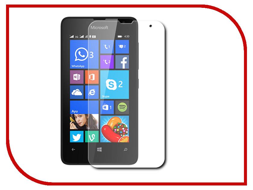 Аксессуар Защитная пленка Microsoft Lumia 430 Red Line<br>