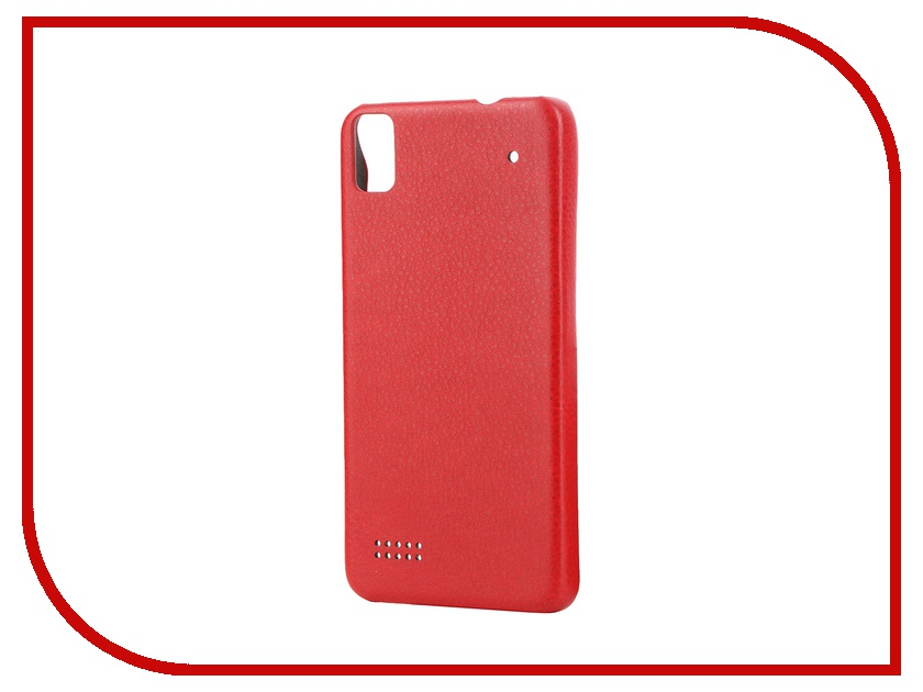 Аксессуар Чехол-накладка Effire A7 Red<br>
