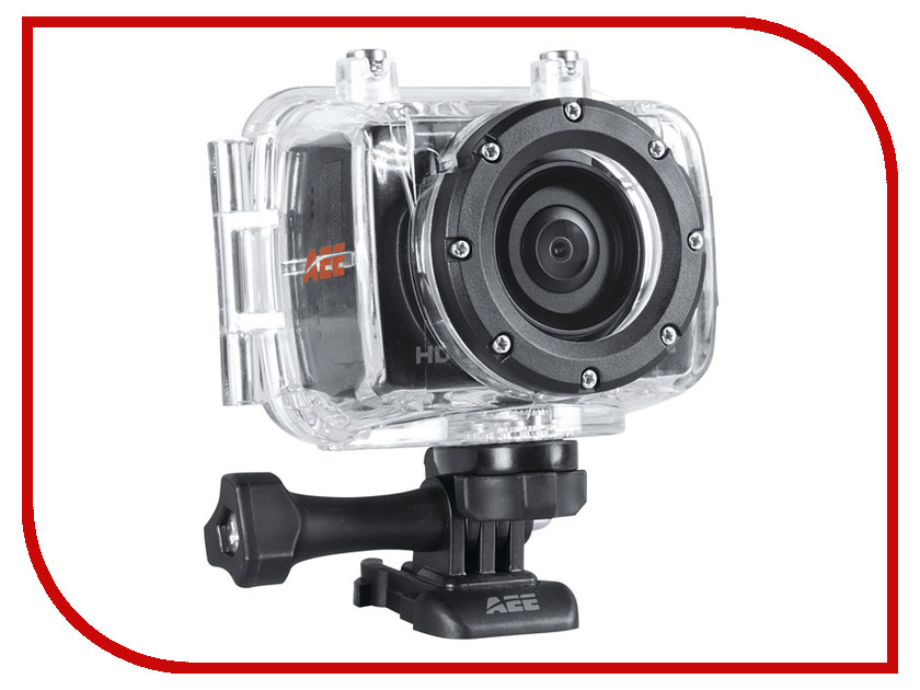 Экшн-камера AEE SD20F Black<br>