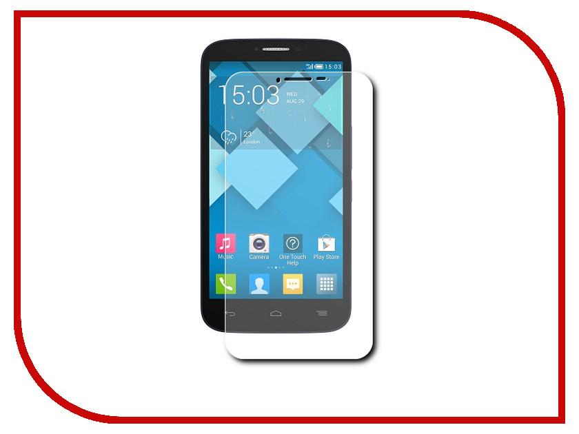 Аксессуар Защитная пленка Alcatel OT5036D Red Line<br>